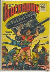 BLACKHAWK v1#088 © May 1956 Quality Comics
