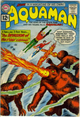 Aquaman v1#01 © February 1962 DC Comics
