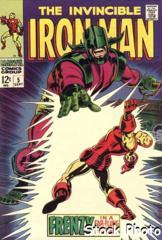 Iron Man #005 © September 1968 Marvel Comics