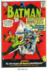BATMAN #174 © 1965 DC Comics