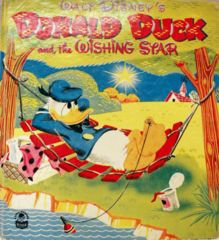 DONALD DUCK and the WISHING STAR © 1952 Whitman 209725