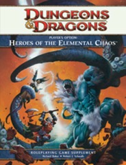 Player's Option: Heroes of the Elemental Chaos © 2012