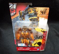 Transformers 4 Age of Extinction Bumblebee Evolution 2-Pack © 2013 MOC