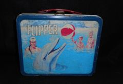 Flipper Lunch Box © 1966 King-Seeley Thermos Co.