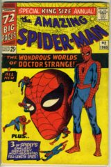 Amazing Spider-Man A02 King Size Special Annual © 1965 Marvel Comics