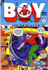 Boy Comics #75 © March 1952