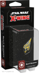 Star Wars X-Wing: 2nd Edition - Delta-7 Aethersprite Expansion Pack © 2019