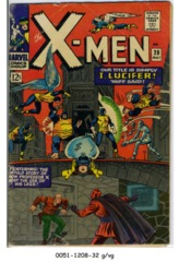 The X-Men #020 © May 1966 Marvel Comics