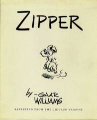 Gaar Williams Portfolio ZIPPER © 1930s Tribune