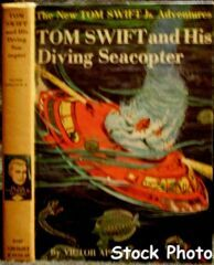 Tom Swift and His Diving Seacopter #7 © 1956 Victor Appleton II