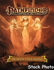 Pathfinder Campaign Setting: Heaven Unleashed © 2016 PZO 9291
