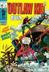 Outlaw Kid v2#05 © April 1971 Marvel