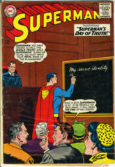 SUPERMAN #176 © April 1965 DC Comics