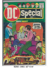 DC Special #2 Leave It to Binky © January-March 1969 DC Comics
