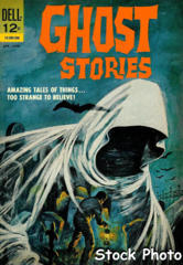 Ghost Stories #02 © April-June 1963 Dell