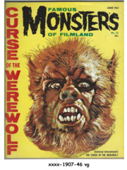 Famous Monsters of Filmland #012 © June 1961, Warren Publishing