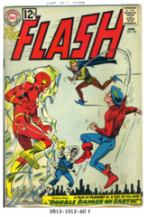 FLASH #129 © June 1962 DC Comics