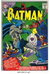 BATMAN #178 © 1966 DC Comics