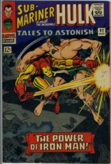 Tales to Astonish #082 © August 1966 Marvel Comics