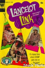 Lancelot Link, Secret Chimp #6 © August 1972 Gold Key