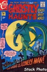 Ghostly Haunts #22 © January 1972 Charlton