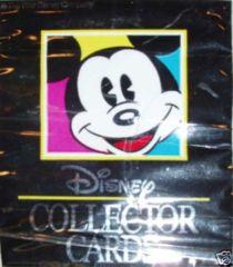 Disney Collector Card Set Series 1 © 1991 Impel
