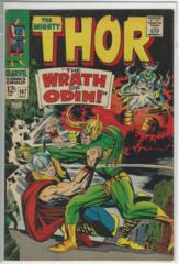 Thor #147 © December 1967 Marvel Comics