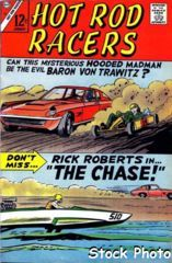 Hot Rod Racers #12 © January 1967 Charlton