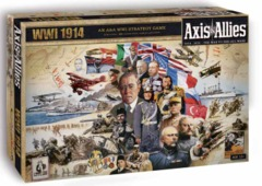 Axis & Allies WWI 1914 © 2013 Avalon Hill
