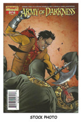 Army of Darkness #12 © December 2006 Innovation