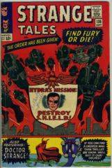 Strange Tales #136 © September 1965 Marvel Comics
