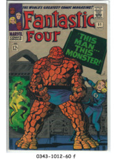 Fantastic Four #051 © June 1966 Marvel Comics