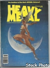 Heavy Metal v13#4 Sept 1989