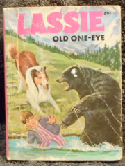 Lassie: Old One Eye © 1975 Big Little Book