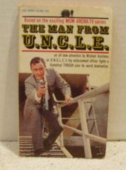 MAN FROM U.N.C.L.E BOOK 1