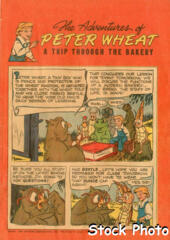 Adventures of Peter Wheat #55 © 1955