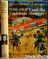 Tom Swift and His Triphibian Atomicar #13 © 1962 Victor Appleton II