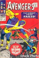 The Avengers #035 © December 1966 Marvel Comics