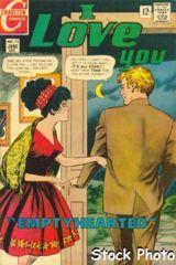 I Love You #073 © June 1968 Charlton Comics