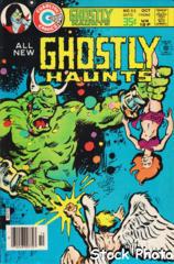 Ghostly Haunts #55 © October 1977 Charlton