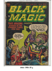 Black Magic #v4#6 (30) © May-June 1954 Prize Comics