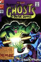 Many Ghosts of Dr. Graves #032