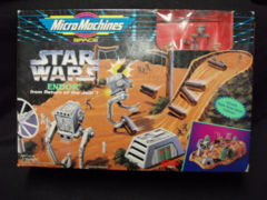 Micro Machines Star Wars ROTJ Endor © 1993 Galoob 65873
