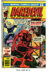 Daredevil #131 © March 1976 Marvel Comics