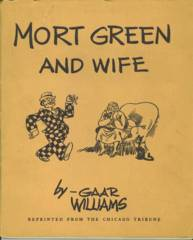 Gaar Williams Portfolio MORT GREEN and WIFE © 1930s