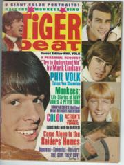 Tiger Beat v2n5 © January 1967