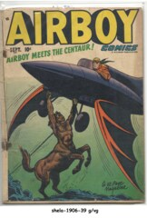 Airboy Comics v7#8 [79] © September 1950, Hillman Periodicals, Inc.
