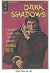 Dark Shadows #02 © August 1969 Gold Key