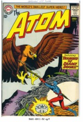 Atom #05 © March 1963 DC Comics