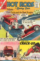 Hot Rods and Racing Cars #072 © January 1965 Charlton